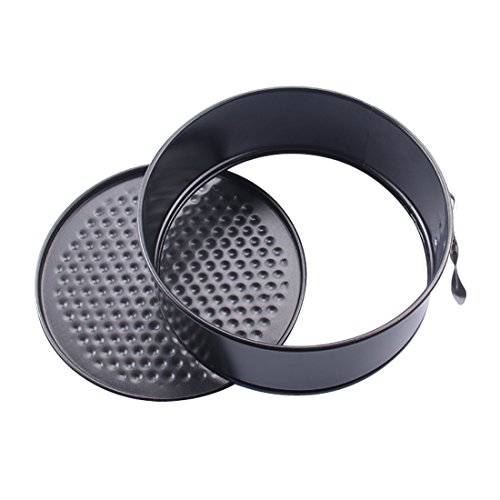 Chongsen Backformen - Springform - Kuchen Backform - Antihaftbeschichtung - Kuchenform(9.5Inch)