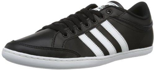 adidas Originals Plimcana Low-3, Baskets Basses Homme, Noir-Schwarz Running White FTW/Black 1, 46 2/3 EU