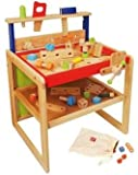 I'm toy 1192 Kinder-Werktisch aus Holz
