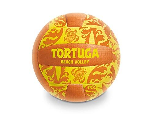 Mondo Welt 13196–Beach Volleyball Neopren Tortuga, Orange/Grün/Pink