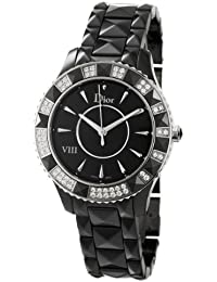 watches christian dior watches for men and women christian dior dior viii women s quartz watch cd1241e0c001 b00aanzh0k