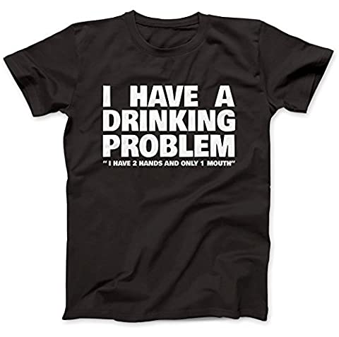 Puppet Costume Homme - I have A Drinking Problem Worn By