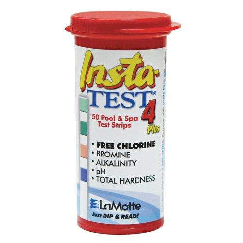 Lamotte Insta-test 4 Pool & Spa Test Strips (3032-12) Wasserteststreifen