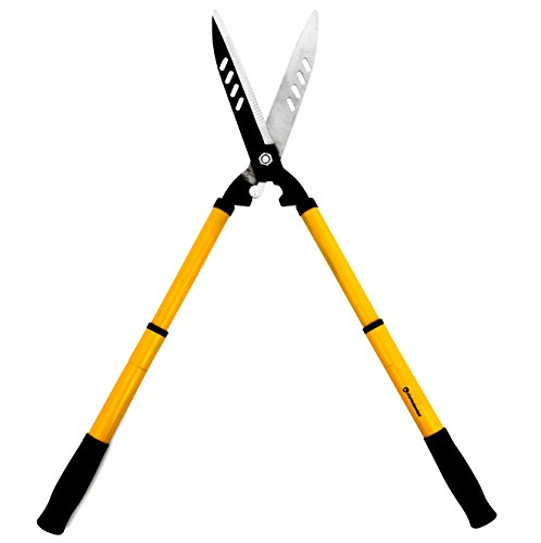 telescoping-22-hedge-clippers-sharp-easy-to-use-carbon-steel-garden-shears-absorb-shock-resist-corro