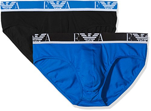 Emporio Armani Men's Boxer Briefs Pack of 2