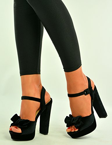 Cucu Fashion - Strap alla caviglia donna Black