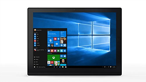 'Lenovo ThinkPad X1512GB 4G Black Tablet-Tablets (30.5cm (12), 2160X 1440Pixel, 512GB, 16GB, Windows 10Pro, Black) Refurb Notebook Pc