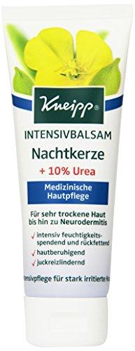 Kneipp Intensivbalsam Nachtkerze mit 10% Urea, 75 ml