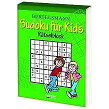 Bertelsmann Rätselblock Sudoku für Kids