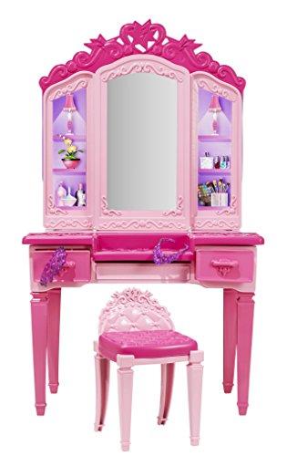 Barbie CDY64 - Specchiera Super Trasformazioni