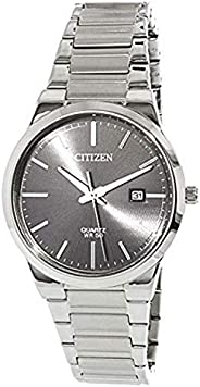 Citizen Men's Blue Dial Stainless Steel Band Watch - BI5060