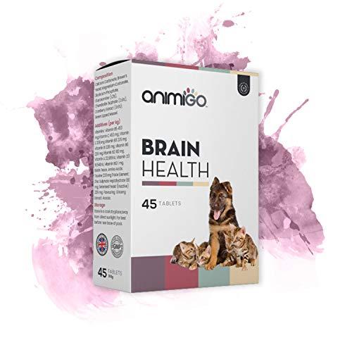 Animigo Salud Mental. Ayuda cognitiva para Gatos y Perros.