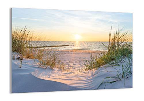 Glas - Glasbilder - Einteilig - Breite: 70cm, Höhe: 50cm - Bildnummer 3989 - zum Aufhängen bereit Kunstdruck - GAA70x50-3989