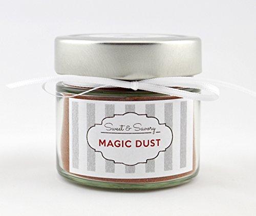 Gewürzmischung Magic Dust BBQ Rub, Gewürzmischung zum marinieren von Fleisch, Trockenmarinade BBQ Rub, Magic Dust, Grillgewürz, 90g