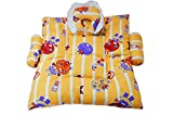 #10: FirstSmile Newborn Baby Bedding Mattress with PillowSoft Cotton   Comfortable   for Newborn   Infant   Washable for Babies