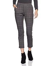Allen Solly Women's Slim Fit Pants