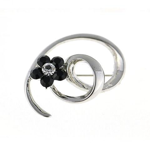 Contemporary & Vintage Brooch Pins at Bargain price; Swarovski and