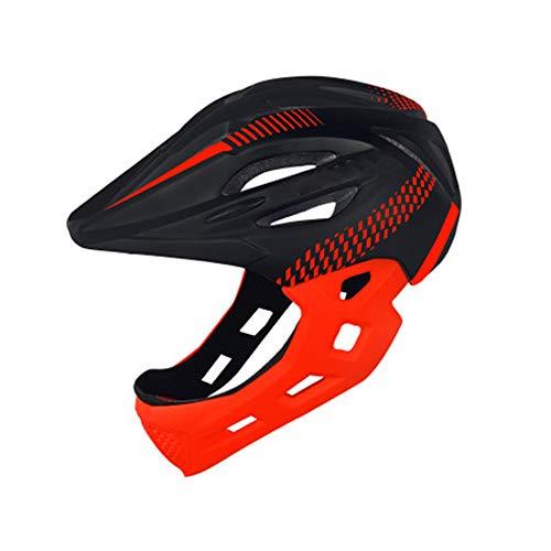 Kinderfahrradhelm Elektrischer Sonnenschutzhalbhelm Rennrad Mountainbike Fahrradhelm Leichte Fahrradhelme-red