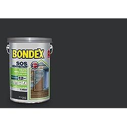 SOS Rénovation Volets, Bondex - Gris Anthracite Ral 7016 Satin, 5L
