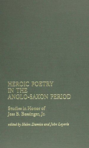 anglo saxon heroic poetry The anglo-saxon epic poem beowulf, which gives some glimpses of the domestic economy of western europe in about the 7th century.