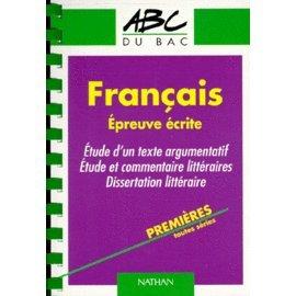 ABC Bac, numéro 528 : Français écrit par Collectif