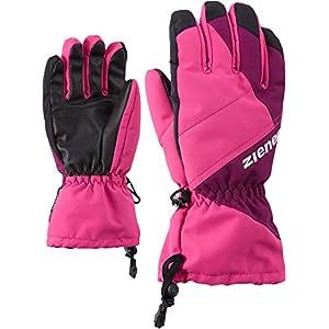 Ziener Kinder Agil As(r) Ski-Handschuhe/Wintersport | Wasserdicht, Atmungsaktiv