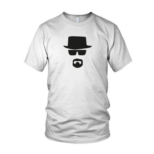 The Danger - Herren T-Shirt, Größe: XL, Farbe: (Shirt Nerd Kostüm)