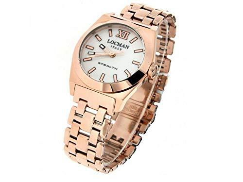 Locman orologio donna Stealth Lady 0204RGMWF5N0BRG