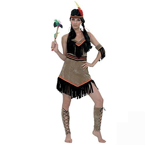 fyasa 706113-t04Indian Girl Kostüm, groß