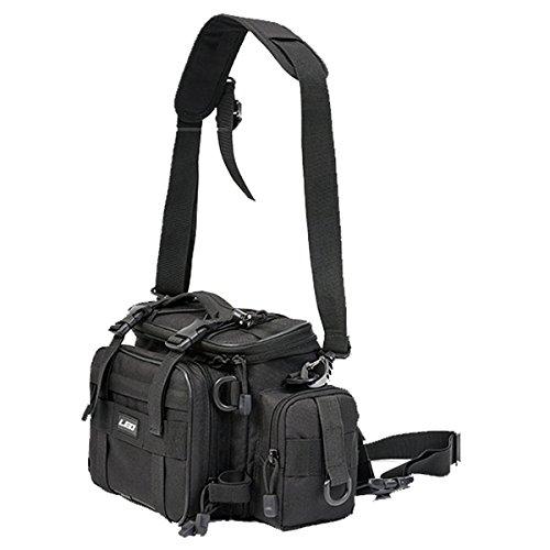 TENGGO 1000D Wasserdichtes Oxford Tuch Fishing Tackle Tasche Große Kapazität Im Freien Hüfttasche 40 * 17 * 20 cm
