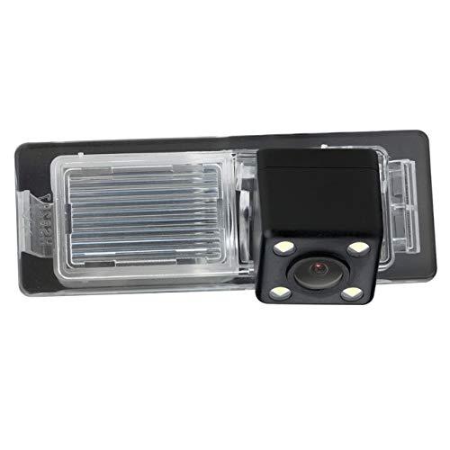 Rückfahrkamera Rückfahrkamera Autospiegel dass umgekehrt Backup-Maschine Fotopapier High Definition CCD Wasserdicht Schwarz Rückfahrkamera für Vectra C Caravan Mokka Chevrolet Trax AVEO roewe950 Cts-monitor