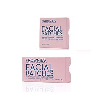 Parches antiarrugas Frownies CEM + FBE para arrugas rostro