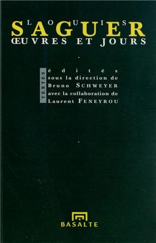 Oeuvres et Jours