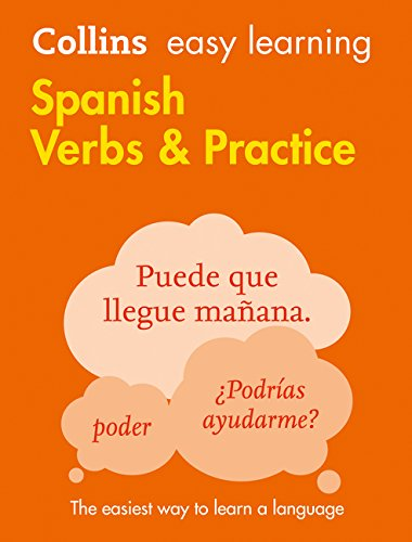 Spanish Verbs And Practice (Collins Easy Learning Spanish) por Vv.Aa.