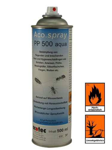 ACO. Spray PP 500 Aqua