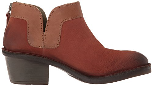 FLY London Dias892, Escarpins Femme Rouge (Brick/Tan 015)