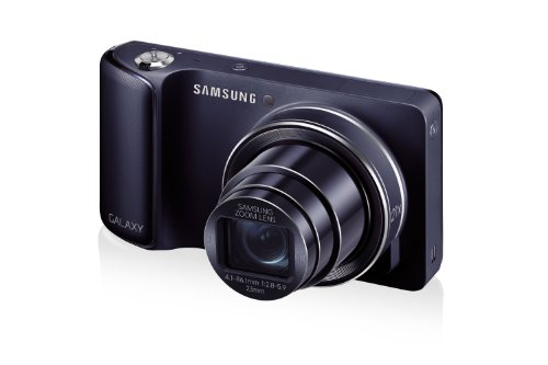 Samsung Galaxy Camera-GC100 Black