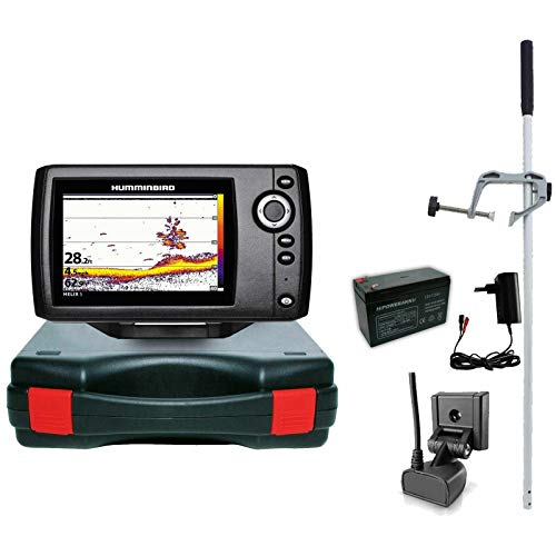 Humminbird Echolot Portabel Master Edition Komplettsystem - Helix 5 Sonar G2 -