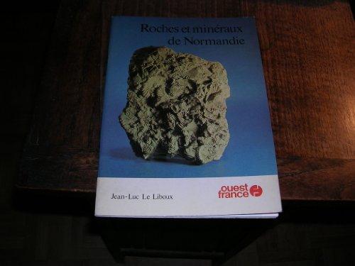 Roches et minraux de Normandie (Guides-couleurs)