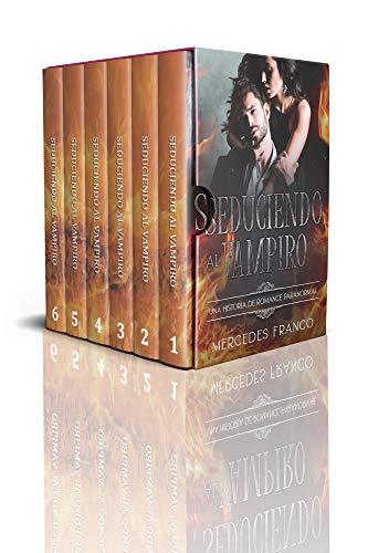 Seduciendo al Vampiro (6 Libros En 1) Colección Especial De ...