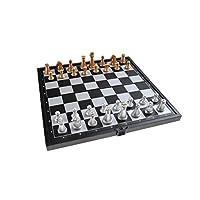 Quantum-Abacus-Magnetisches-Brettspiel-kompakte-Reisegre-Schach-magnetische-Spielsteine-Spielbrett-Zusammenklappbar-19cm-x-19cm-x-1cm-Mod-SC6618-DE Quantum Abacus Magnetisches Brettspiel (kompakte Reisegröße): Schach – magnetische Spielsteine, Spielbrett zusammenklappbar, 19cm x 19cm x 1cm, Mod. SC6618 (DE) -