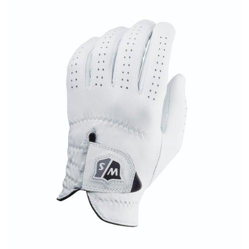 Wilson Staff Herren Golf Handschuh FG Tour MLH, Weiß, M/L, WGJA00630ML