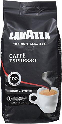 Lavazza Café Espresso en grano tostada, 500 gr