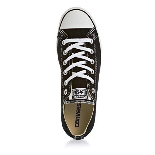 Converse Chuck Taylor Lean Ox Sneaker Schwarz