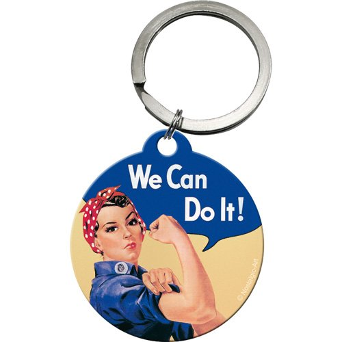 nostalgic-art-usa-we-can-do-it-key-ring-diameter-4-cm
