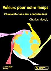Valeurs pour notre temps : l'humanité face aux changements