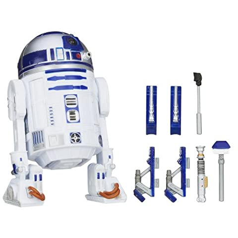 Star Wars – The Black Series – R2-D2 – Figurine 15 cm (Import Royaume-Uni)