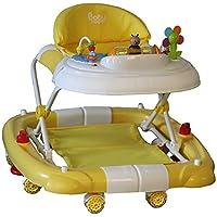 Babyhope 212 Royal Sallanan Yürüteç Sarı