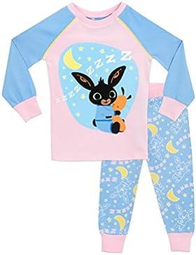 Bing - Pijama para niñas - Bing - Ajuste Ceñido