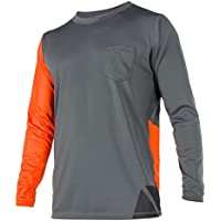 Magic Marine Cube Long Sleeve Quickdry Top 2017 - Flash Yellow